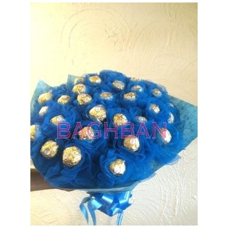Blue Rocher