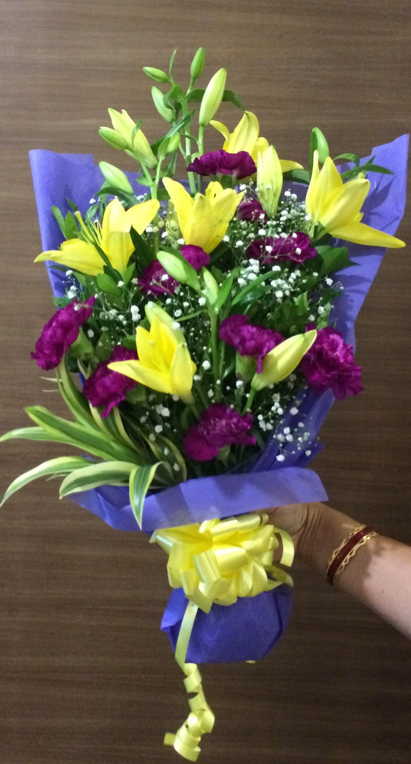 Birthday For Wife Girlfriend Baghban Florist