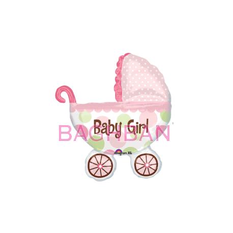 Baby Girl Cradle
