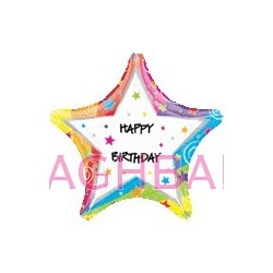 Star Personalize Birthday
