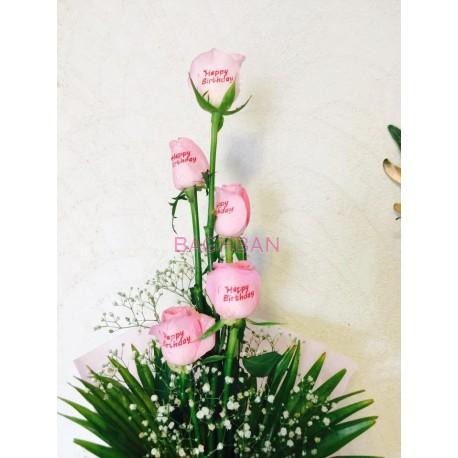 Speak Rose Happy Birthday