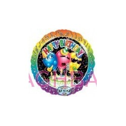 Singing Balloon Birthday Jumbo Sing-A-Tune