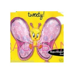 Tweety Butterfly Balloon