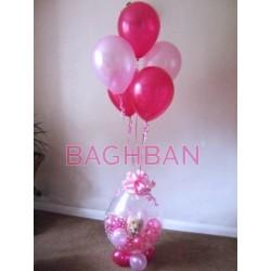Pinkish Balloons