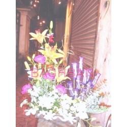 Bright Chocolate Bouquet