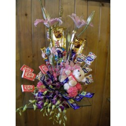 Mix Chocolates Bouquet
