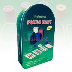Poker Chips Game Set